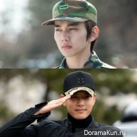 Yoo Seung Ho and Se7en