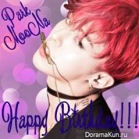 Happy Birthday, Park MooNa!!!