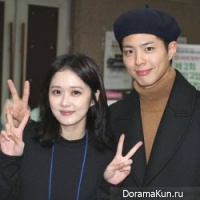 Jang Na Ra and Park Bo Gum