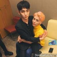 Jonghyun and Key - Shinee