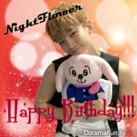 NightFlower, Happy Birthday!!!