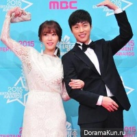 Oh Min Seok and Kang Ye Won