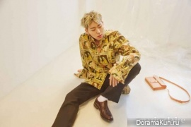 Zico (Block B) для Marie Claire May 2017