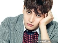 Choi Tae Joon для Beauty Plus August 2017