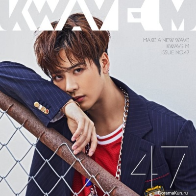 GOT7 (Jackson) для K Wave M March 2017