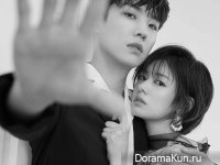 Lee Joon, Jung So Min для Marie Claire July 2017