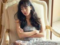Suzy (Miss A) для InStyle April 2017