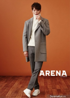 Park Bo Gum для Arena Homme Plus December 2016