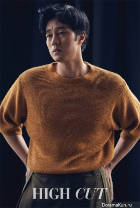 So Ji Sub для High Cut Vol. 202