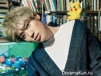 Teen Top (Niel) для GQ March 2017