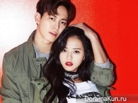 Hongbin (VIXX), Kim Yoon Hye для Jambangee S/S Collection 2017