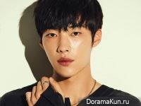 Woo Do Hwan для Elle September 2017