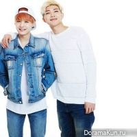Suga, Rap Monster