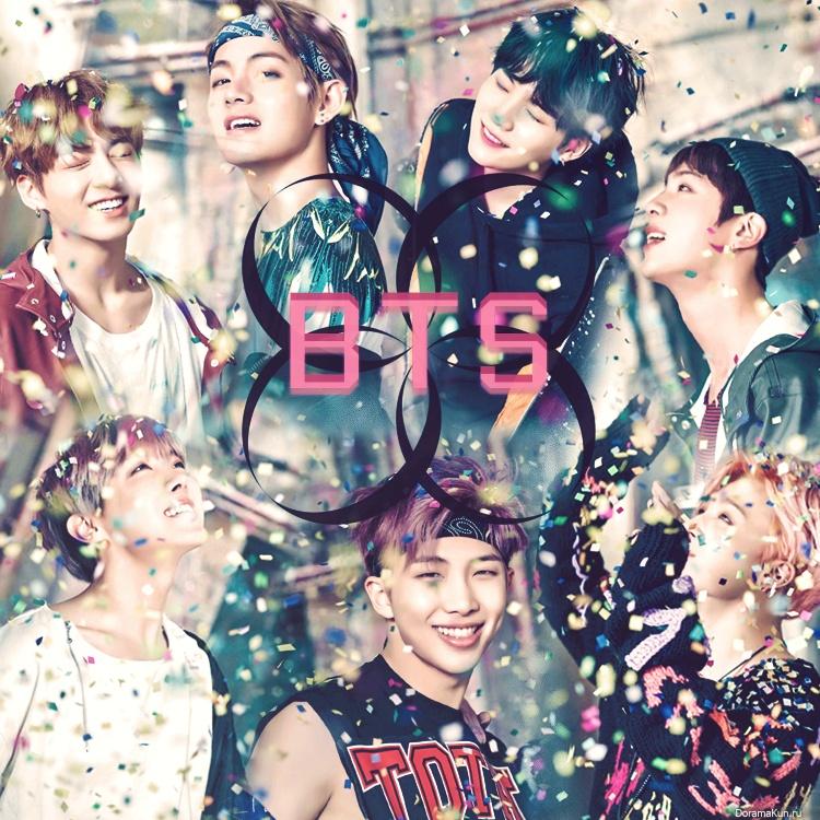 """BTS с треком """"Spring Day"""" набрали самое большое количество"""