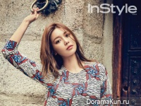 Sooyoung для InStyle
