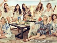 Girls' Generation для Casio Baby-G