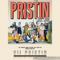PRISTIN - Black Widow