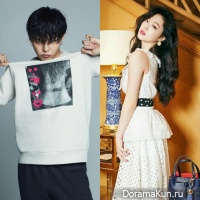 Sulli, G-Dragon