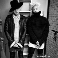 G-DRAGON × TAEYANG IN PARIS 2014