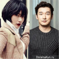 Bae Doo Na and Jo Seung Woo