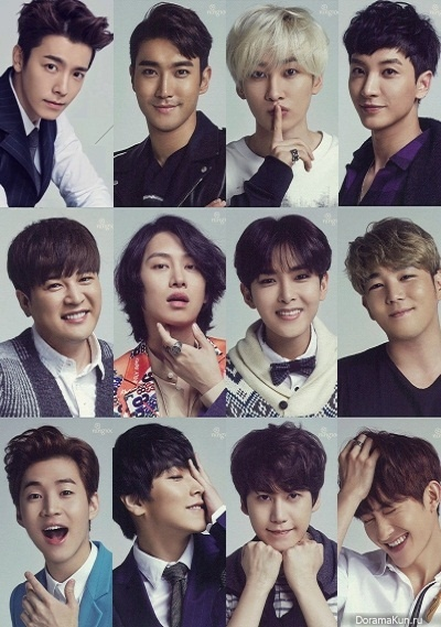 фото super junior