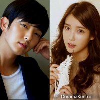 Lee Jun Ki and IU