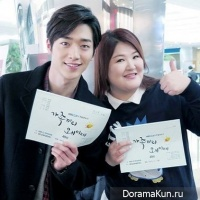 Lee Guk Joo and Seo Kang Joon