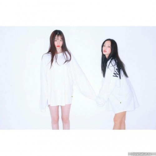Sulli and Hara
