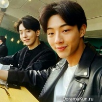 Ji Soo and Nam Joo Hyuk