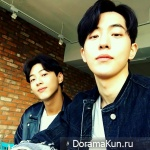 Nam joo hyuk and Ji soo