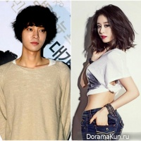 Jung Joon Young and Jiyeon