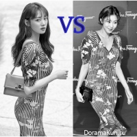 Lee Sung Kyung VS UEE