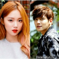 Lee Sung Kyung and Ji Chang Wook