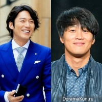 Jang Hyuk And Cha Tae Hyun