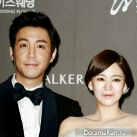 Choi Won Young and Sim I Yeong