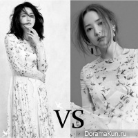 Lee Young Ae vs Park Min Young