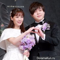 Soyul and Moon Hee Jun
