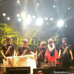 FT Island in Moscow