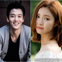 Kim Rae Won and Shin Se Kyung
