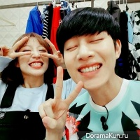 Hani and Heechul