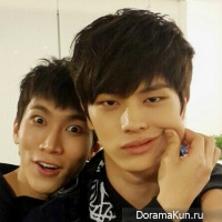 Eunkwang and Sungjae