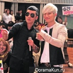 Seungri and Daesung