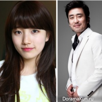 Suzy and Ryu Seung Ryong