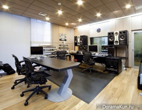 YG Entertainment studio