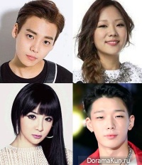 YG Entertainment soll artists