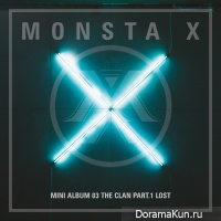 Monsta X - The Clan Part.1 Lost