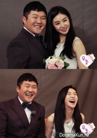 We got Married 4 (Jo Se Ho & Cao Lu)
