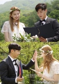 We got Married 4 (Jota & Kim Jin Kyung)