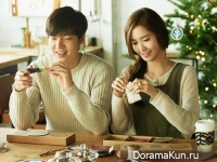 Yoona из Girls' Generation и Lee Min Ho для Innisfree