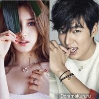 Suzy & Lee Min Ho